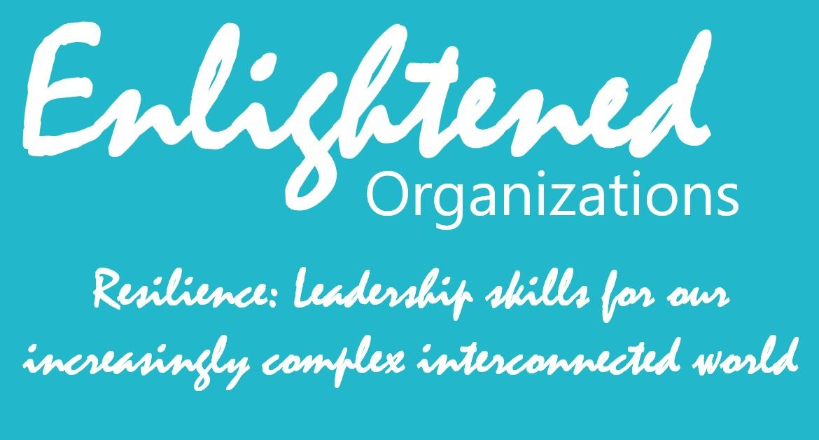 Resilience: Leadership skills for our increasingly complex interconnected world